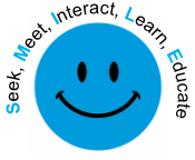 Seek, Meet, Interact, Learn, Educate
